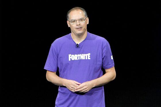 Fortnite's Leader Makes a Career Crusading Against Big Tech