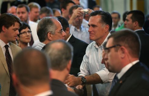Romney Gets Welfare Politics Right Even as He Misses on Facts