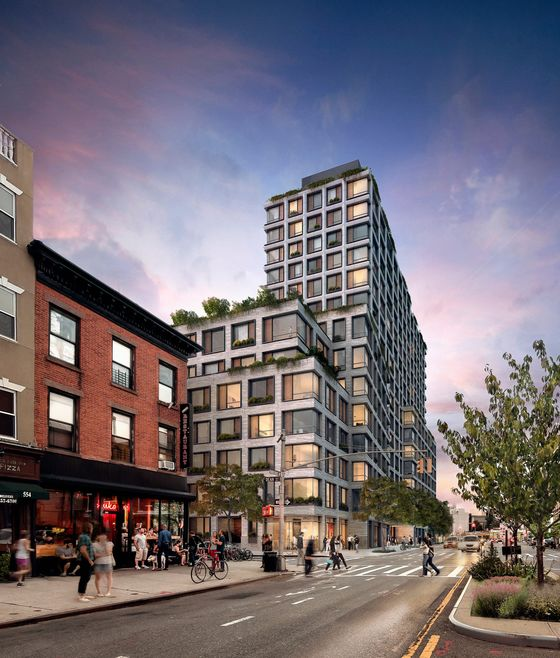 NYC Condos Are Becoming Rentals at a Record Rate