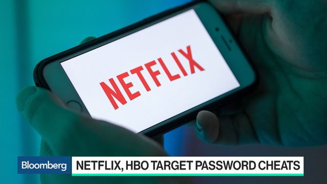 Netflix, HBO and Cable Giants Are Coming for Password Cheats