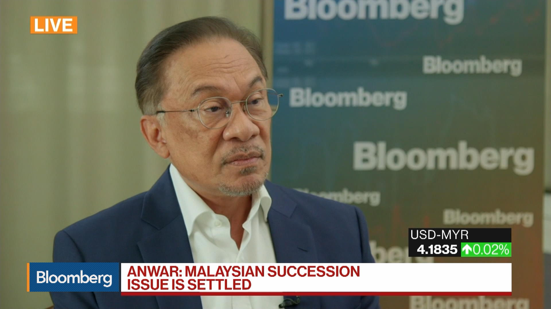 Malaysian People's Justice Party President Anwar Ibrahim on His Return to Power