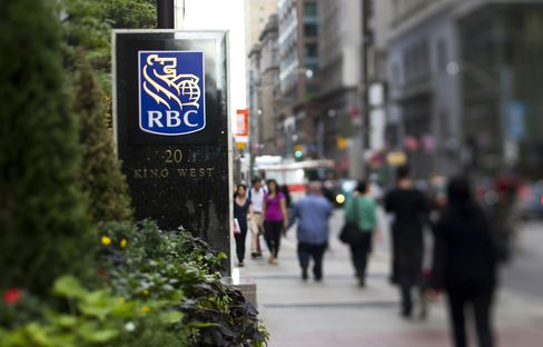 RBC Tops Banks Defying Slowdown With Deal Fees