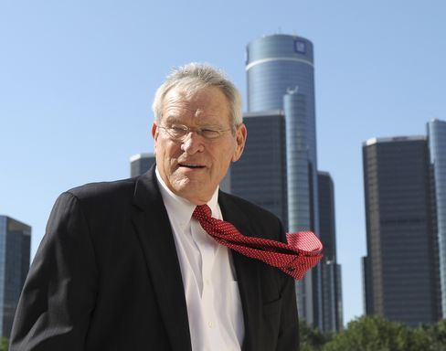 Outgoing General Motors Chairman Ed Whitacre