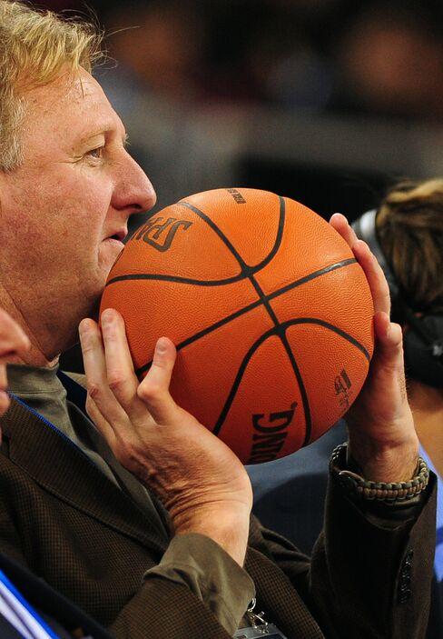NBA Legend Larry Bird
