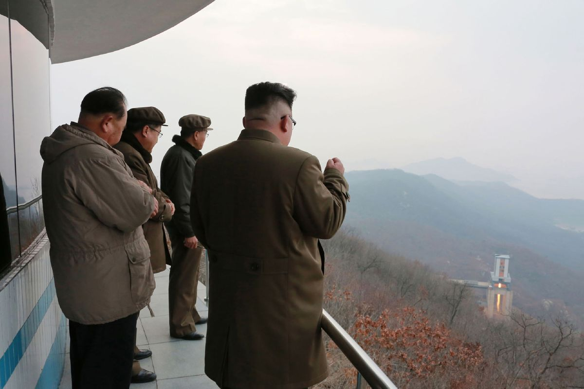 North Korea Conducts 'Important Test' at Launch Site