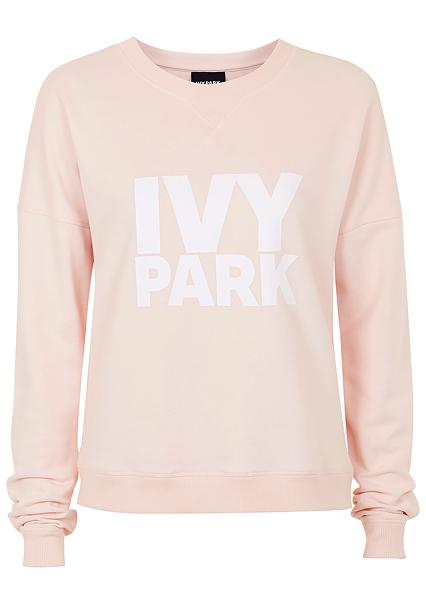 A $48 logo sweatshirt from Ivy Park.