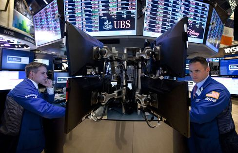 U.S. Stocks Rise as GDP Fuels Stimulus Bets, China Crunch Eases