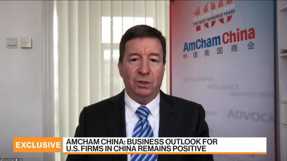 U.S. Firms in China See Growth, Improved Ties After Pandemic