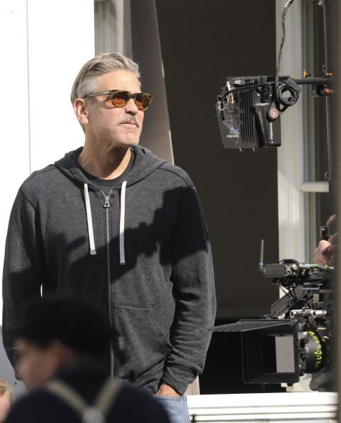 George Clooney in Germany