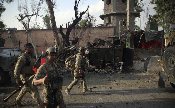 Islamic State's 20-Hour Battle at Afghan Prison Kills Dozens