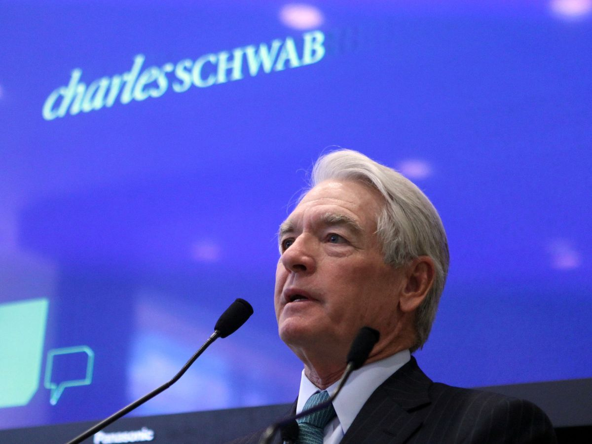 Charles Schwab Slams Wealth Tax as Destroyer of U.S. Creativity