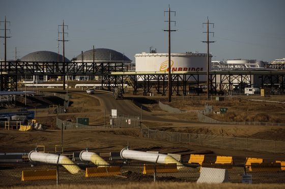 Oil Pipeline Company Enbridge Captures 'Greenium' With SLB Debut