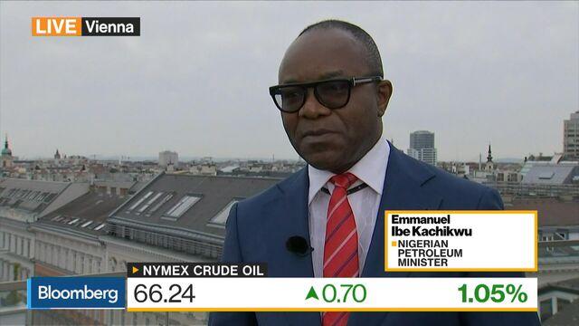 OPEC Nears Deal on Oil-Supply Boost After Saudi-Iran Talks - Bloomberg