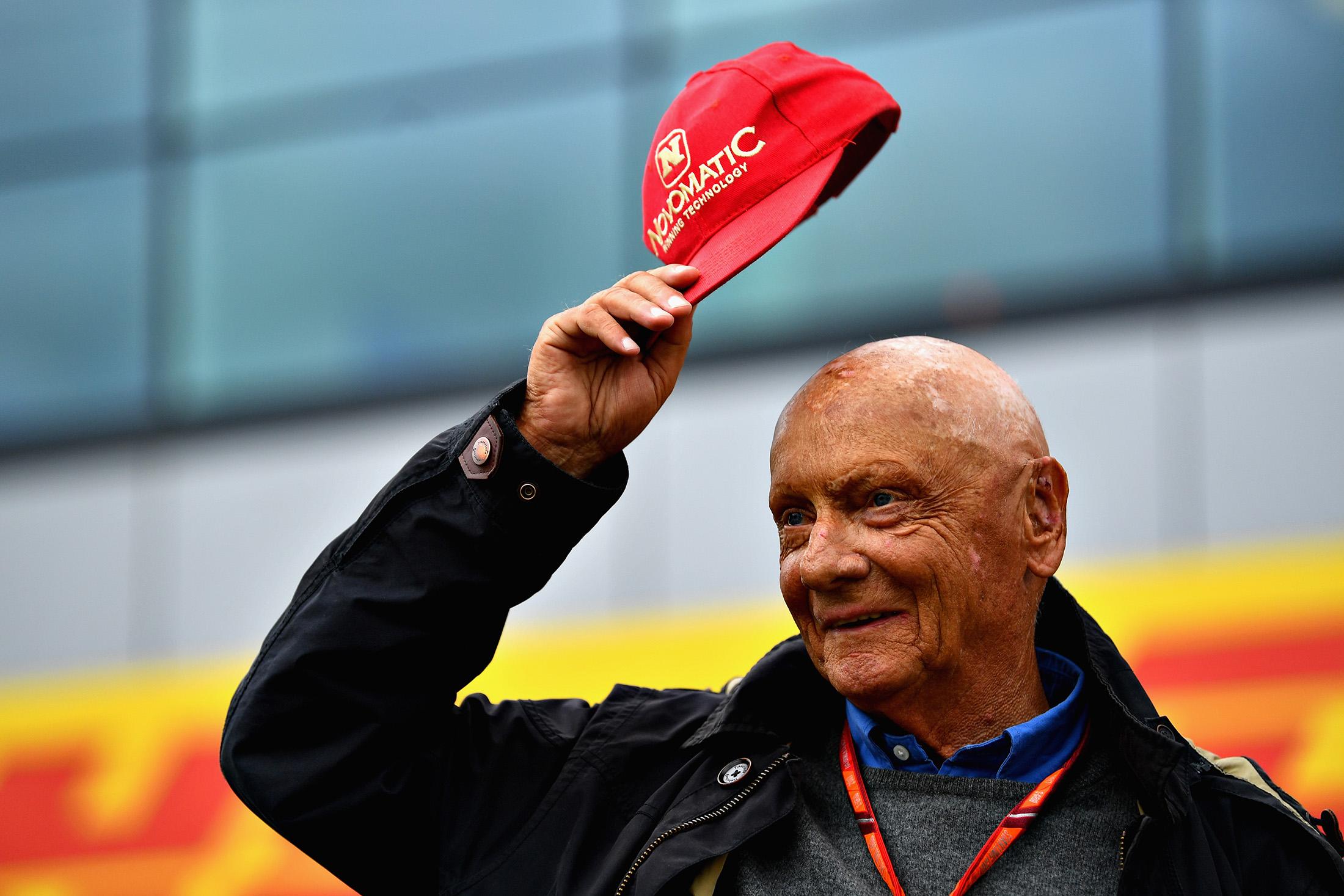 Formula 1 Champion Niki Lauda Dies At 70
