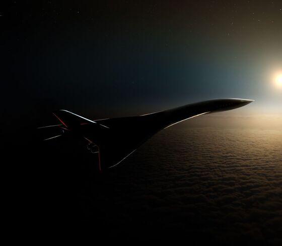 Aerion Touts Distant Dream of 50-Passenger Supersonic Jetliner