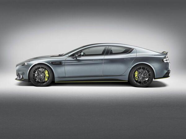 Aston Martins AmpedUp Rapide Is Still Not As Quick As A - Aston martin sedan