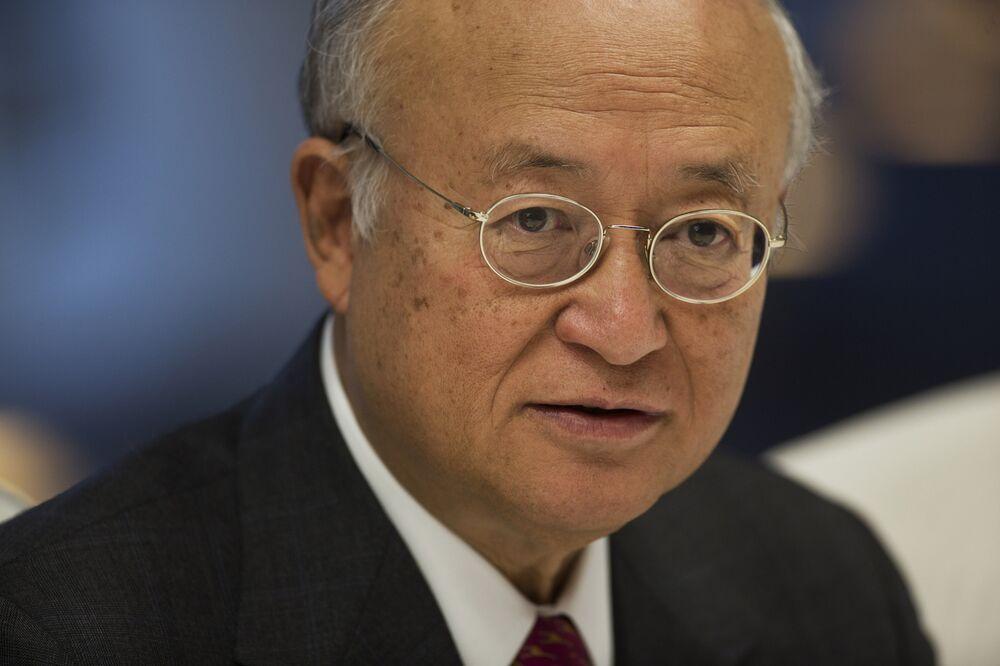 Pledge to Secrecy Was Hallmark of IAEA's Amano Unto Death