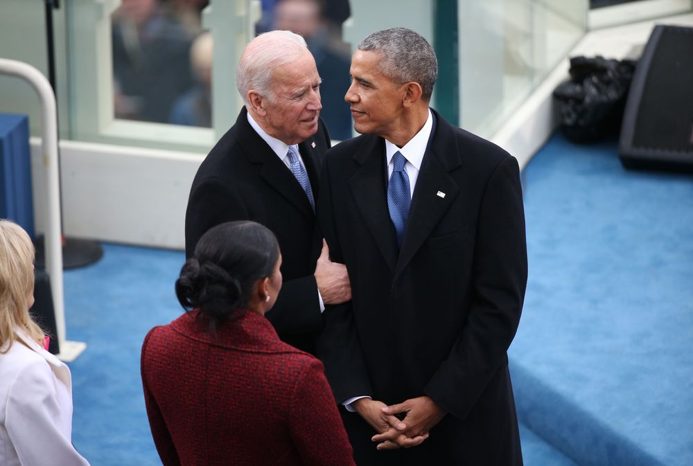 Biden Says He Asked Obama 'Not to Endorse' Him