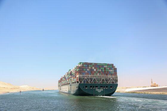 Suez Ship's Owner Braces for 'Thousands' of Legal Claims