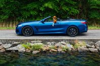 relates to BMW's 8 Series Convertible Is Like a Bentley for $100,000 Less