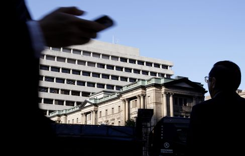 BOJ Should Seek 10-Fold Easing, Yen at 100