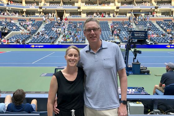 Wall Street Flocks to U.S. Open as Djokovic Denied Grand Slam