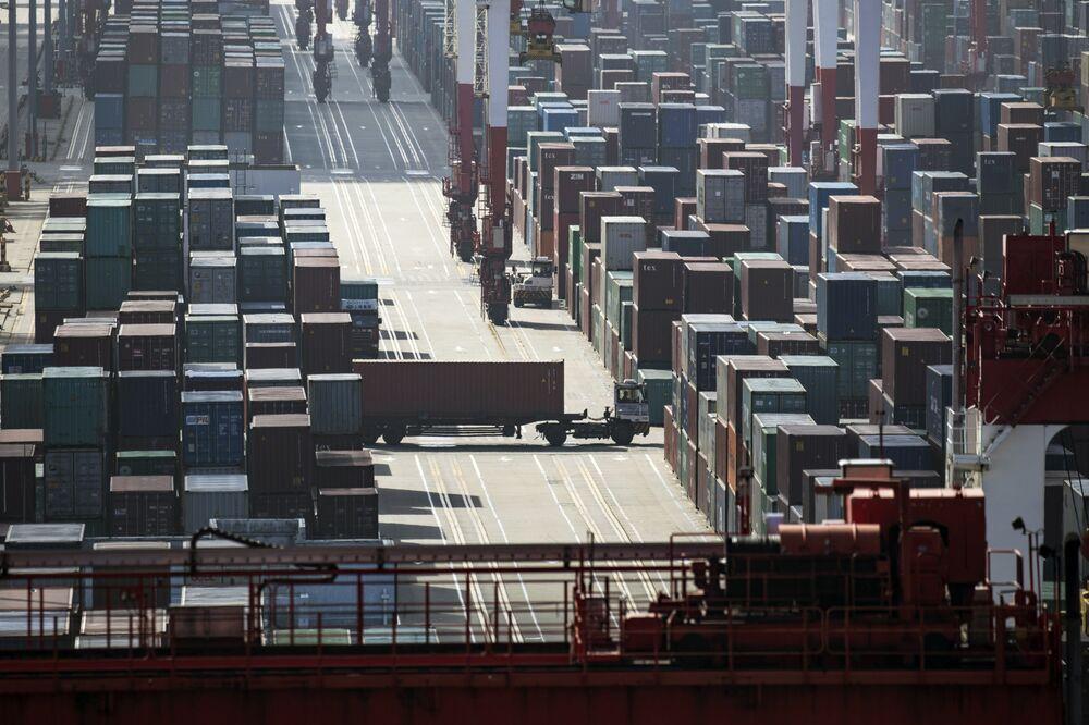 Η επιβράδυνση του παγκόσμιου εμπορίου ξεκίνησε ήδη
