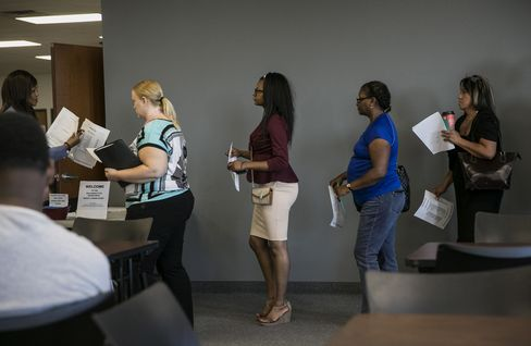 Jobless Claims In U.S. Rose More Than Forecast Last Week