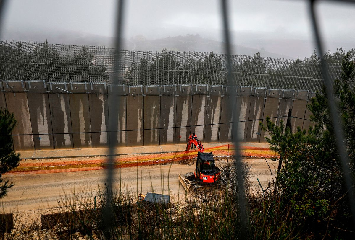Israel Installs Technology to Detect Tunneling From Lebanon
