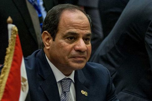 A Blank Check for Egypt's Dictator