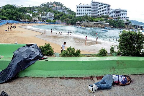 Acapulco, Another Mexican Drug War Casualty