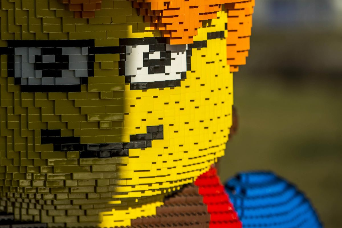 Lego's New CEO Wants to Combine Apps With Legendary Building
