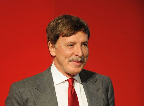 Billionaire Owner of the St. Louis Rams Stan Kroenke