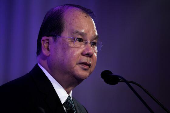 Hong Kong Hits Back at U.S. Report Critical of Beijing's Role