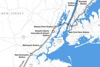 relates to Rising Waters Are Drowning Amtrak's Northeast Corridor