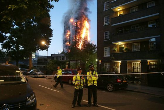 A Friend, a Fire, and a Personal Tale of Race in Britain
