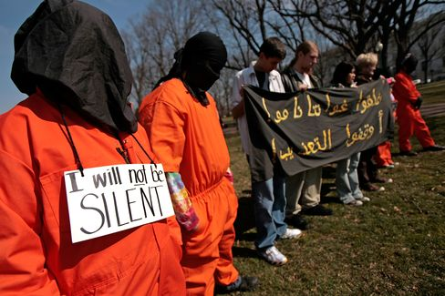 Torture Protest