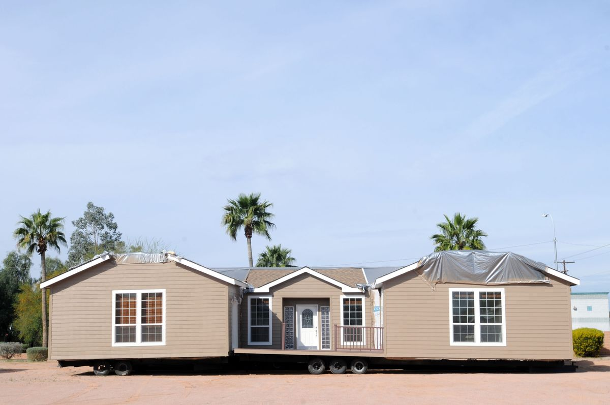 A New Home for $90,000? Manufactured Housing Is Making a