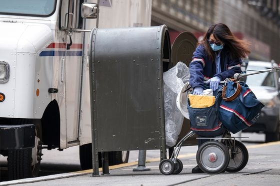 The U.S. Postal Service Was in Bad Shape. Then the Virus Came