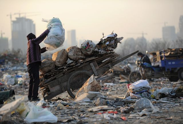 China Just Handed the World a 111-Million-Ton Trash Problem