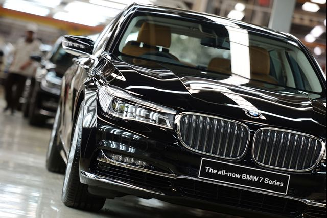 BMW, Intel, Mobileye prepare to launch autonomous fleet