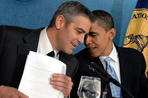 Obama's Clooney Joke Got Lots of Laughs. Too Bad Nobody Fact-Checked It First