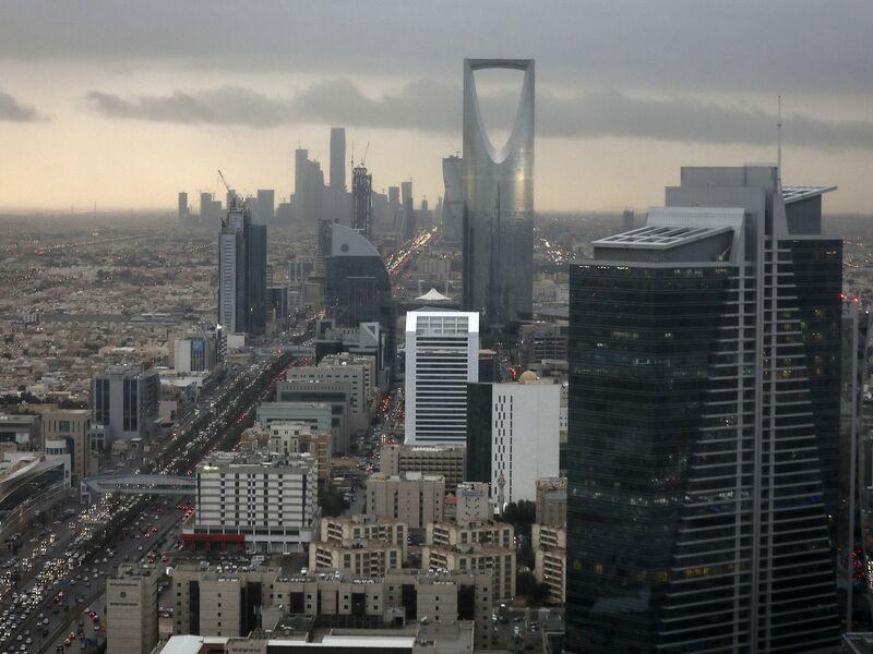 General Views Of Saudi Arabia\'s Capital