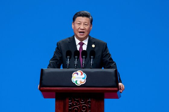 China's Xi Calls Efforts to Reshape Other Nations 'Foolish'
