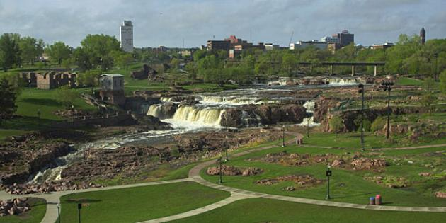 Fastest-growing city in South Dakota: Sioux Falls
