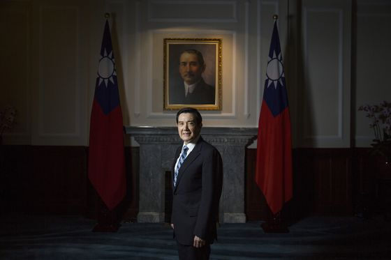Frontrunner for Taiwan President Pledges Improved Ties With China