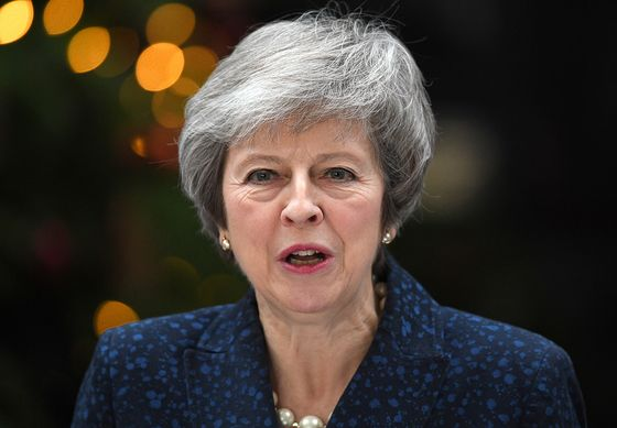 It's Crunch Time for Theresa May