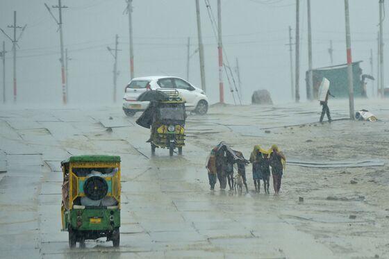 One Million Evacuated as New Cyclone Nears Covid-Ravaged India
