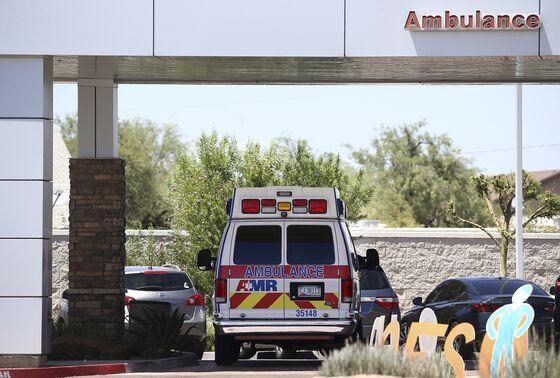 Doctors Fear Arizona Virus Overload as Hospital Cases Top N.Y.