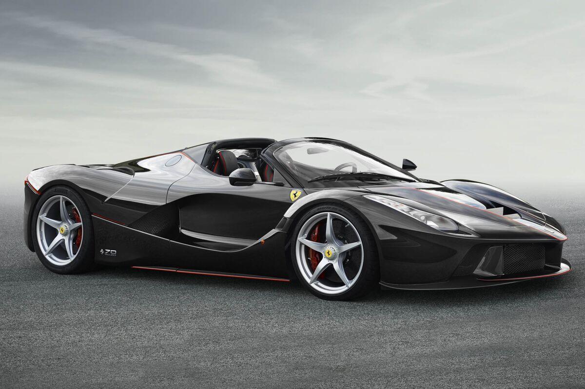 The Ultimate Ferrari